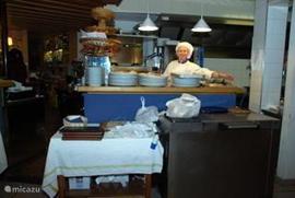 keuken restaurant